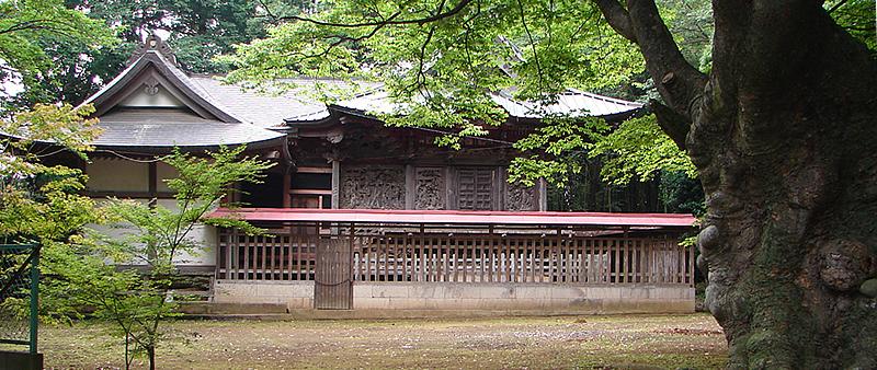 画像:八柱神社