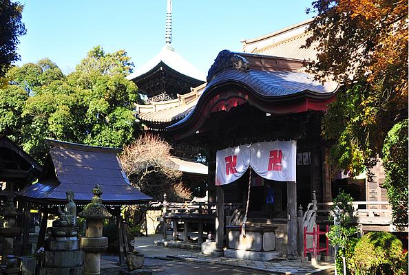 『画像:椎尾山薬王院』の画像