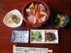 『竹寿司ランチ』の画像