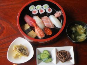 画像:竹寿司ランチ2