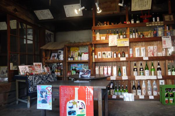 『西岡商店 内装』の画像