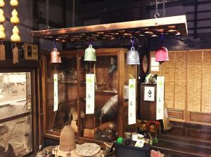 『小田部鋳造 風鈴5色』の画像