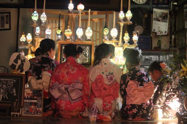 『伊勢屋旅館祇園祭』の画像