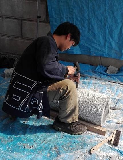 『大関石材店 高橋さん』の画像