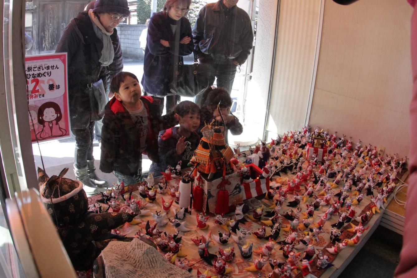 『『春の桜川フォトコンテスト 優秀賞 興味津々 真壁町』の画像』の画像