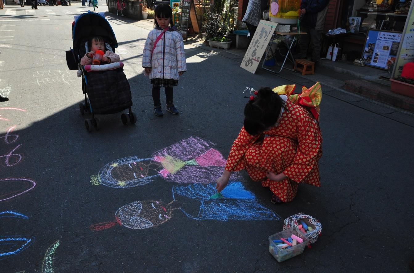 『『春の桜川フォトコンテスト 会長賞 雛祭りの日 真壁町』の画像』の画像