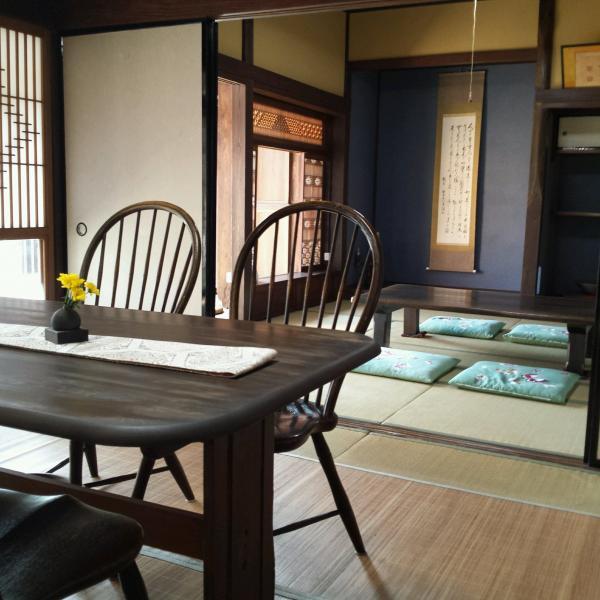 『農家民宿Iimura室内』の画像
