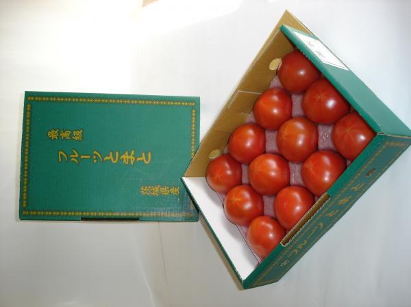 『『KEK直営岩瀬直売店 フルーツトマト』の画像』の画像