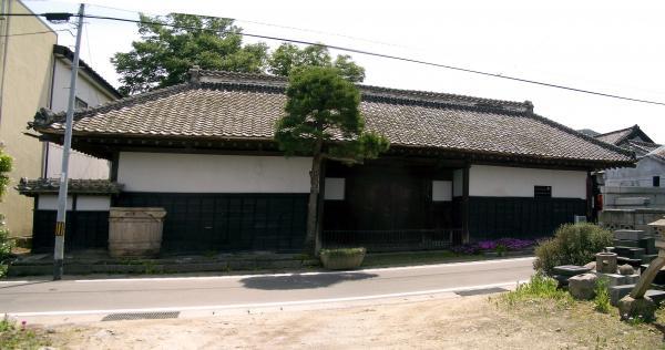 『鈴木醸造建物』の画像