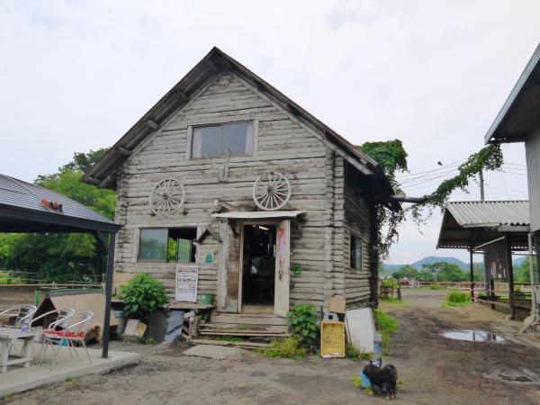 『大和ホースパークログハウス』の画像