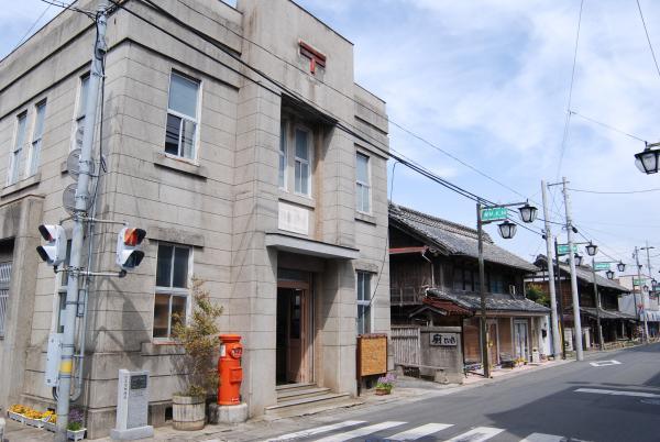 『真壁郵便局写真』の画像