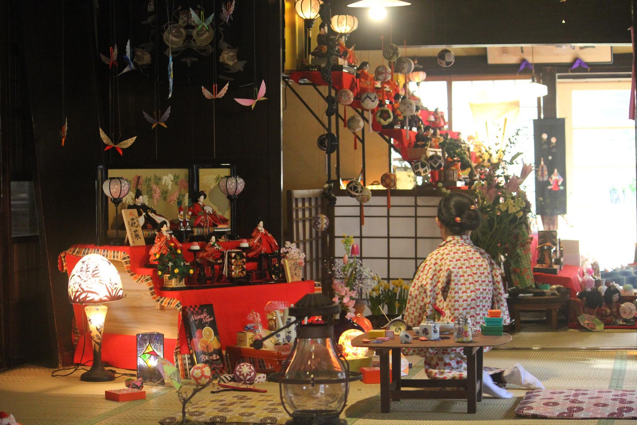 『五所駒瀧神社 ひなまつり ※座敷にはあがれません 毎年飾り方変わります』の画像