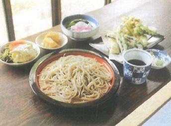 『『いきいき里山 友蕎庵 そば』の画像』の画像