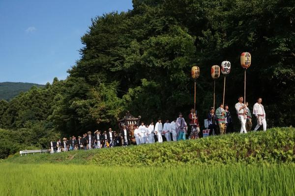 『平成最後の神輿渡御 真壁 20180723 海老澤 まり子 最優秀賞』の画像