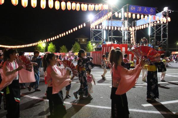 『納涼大会総踊り ラスカ 20180815 酒井永 特別賞』の画像