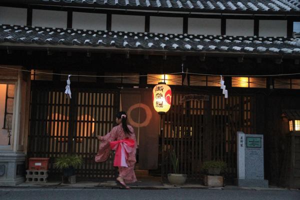 『夏祭りの夜 真壁 20180724 藤井 浩一 特別賞』の画像