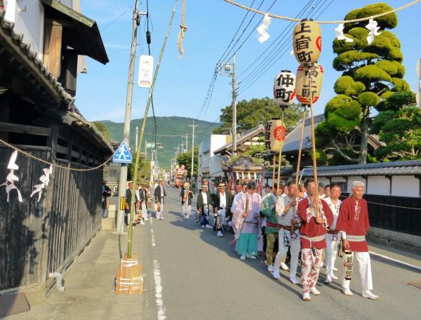 『伝統の歩み 真壁町下宿20180723 石川 勇 特別賞』の画像