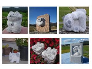 『岩瀬石彫展覧館』の画像