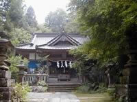 施設:五所駒瀧神社